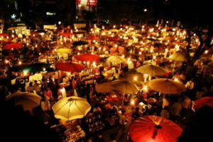 night bazaar, chiang mai wonders