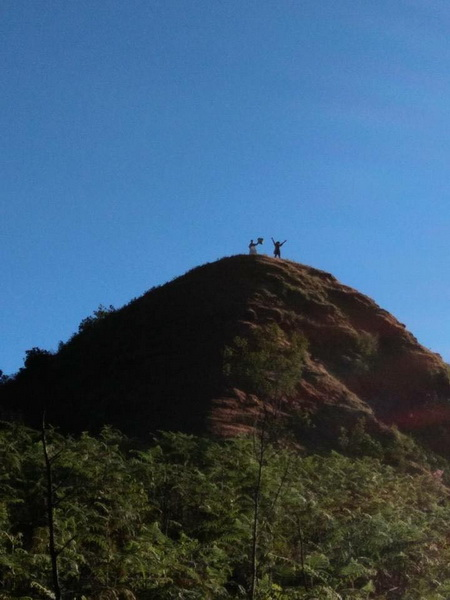 mae tho national park, mae-tho national park, national parks in chiang mai
