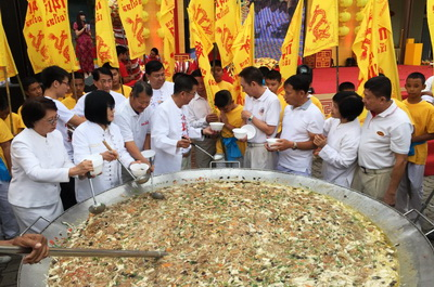 chiang mai vegetarian festival, chiang mai festival
