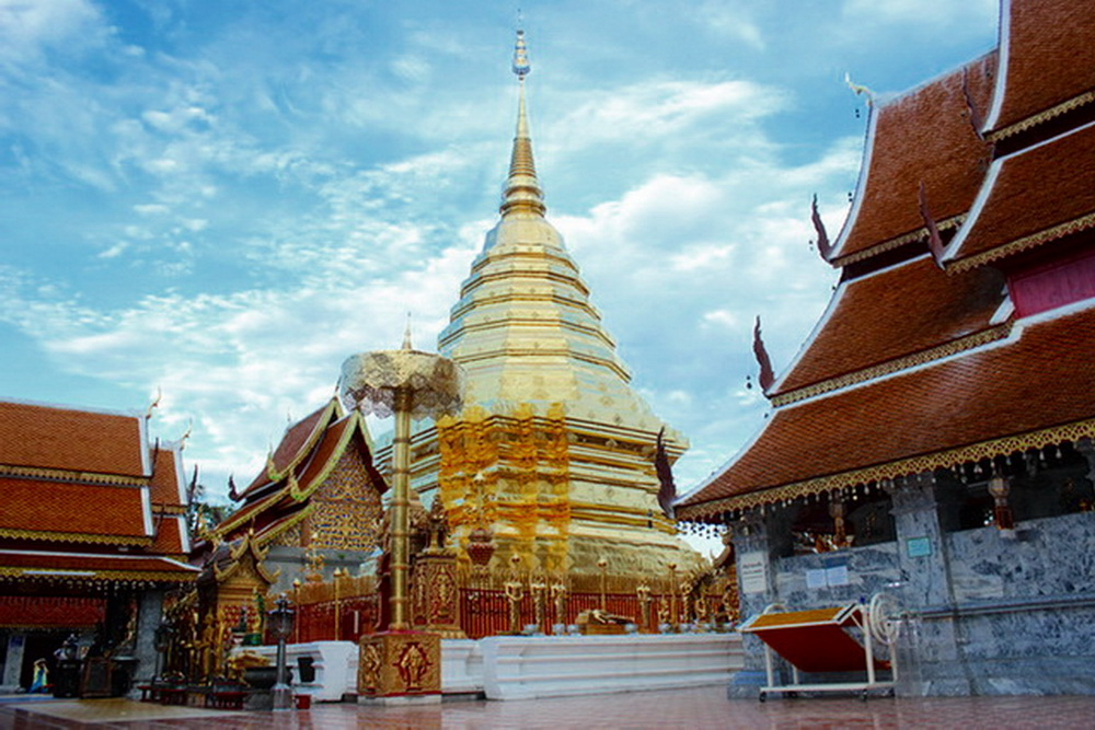 wat phra that doi suthep, phra that doi suthep temple, doi suthep temple, doi suthep