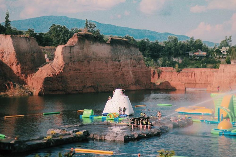 chiang mai grand canyon, chiangmai grand canyon, chiang mai attractions
