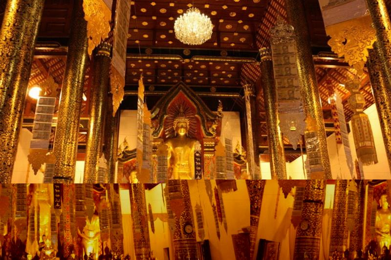wat chedi luang, chedi luang temple