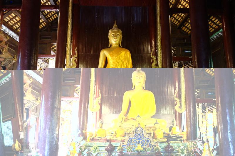 wat phan tao, phan tao temple