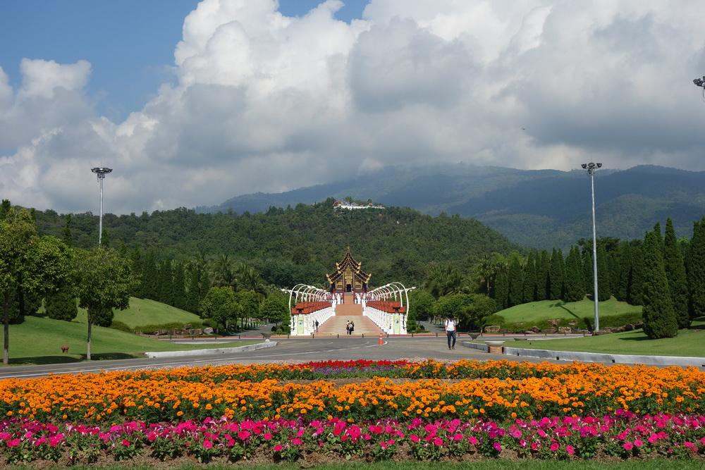 royal fora ratchapruk, royal flora chiang mai, royal flora garden chiang mai, royal flora rajaphruek
