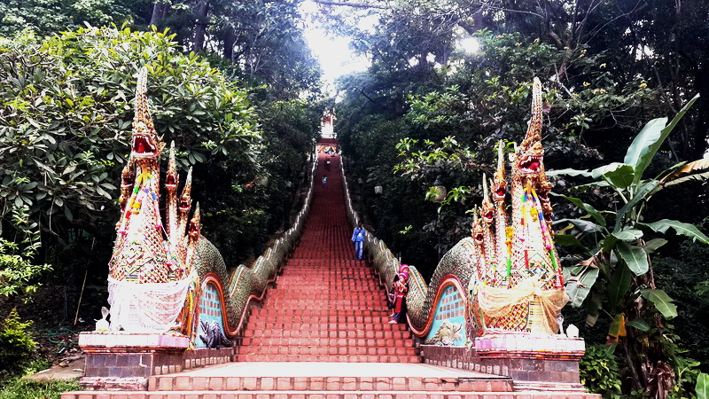 doi suthep temple, doi suthep-pui national park, doi suthep - pui national park