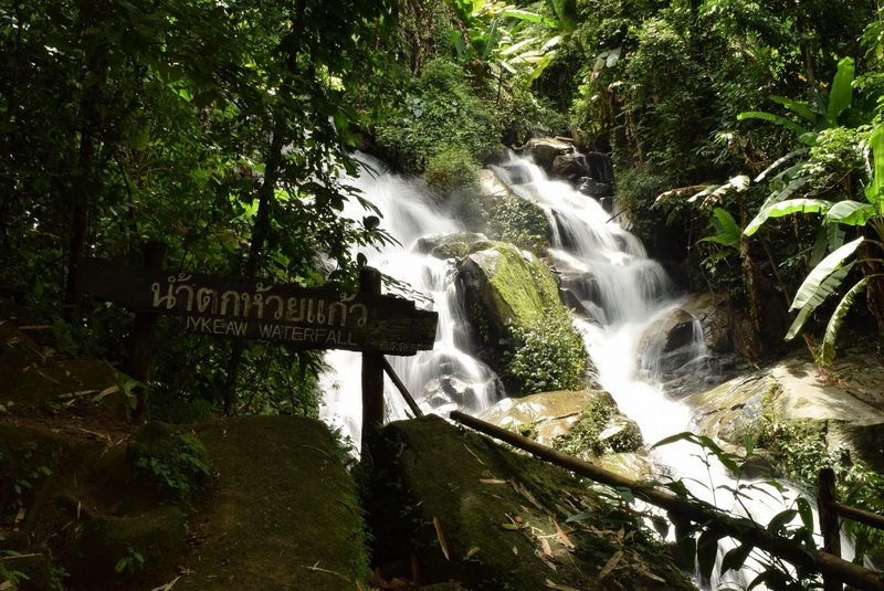 huai kaew waterfall, doi suthep-pui national park, doi suthep - pui national park