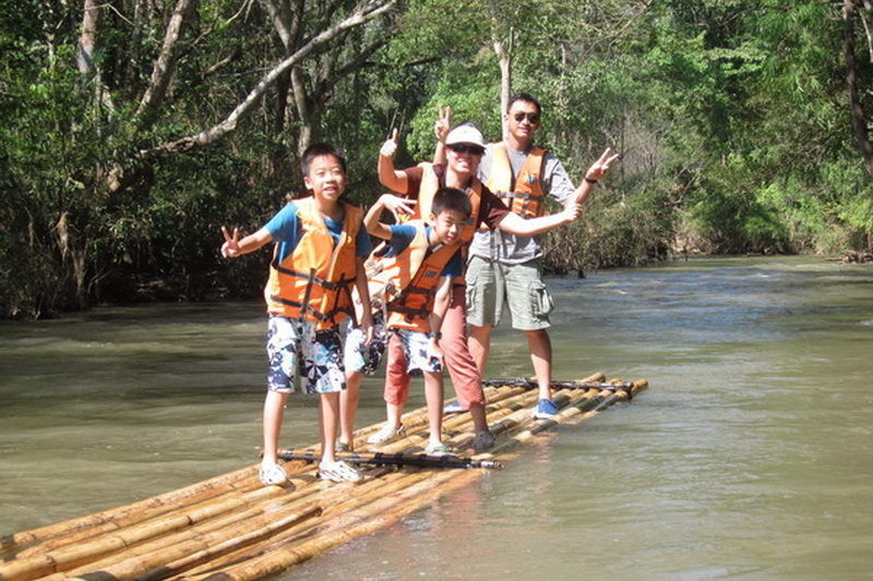 rafting at mae-wang, rafting in mae wang, bamboo rafting at mae wang, bamboo rafting in mae wang, rafting at mae wang national park, rafting in mae wang national park, rafting at mae wang river, rafting in mae wang river, rafting at mae wang