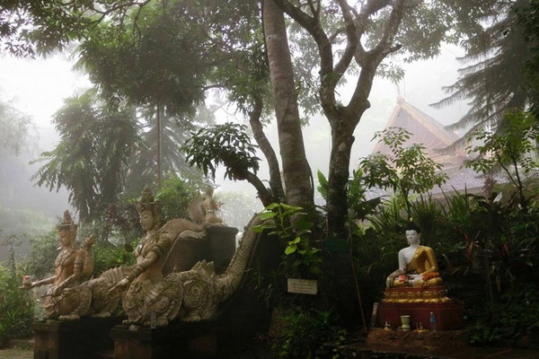 wat palad, doi suthep-pui national park, doi suthep - pui national park